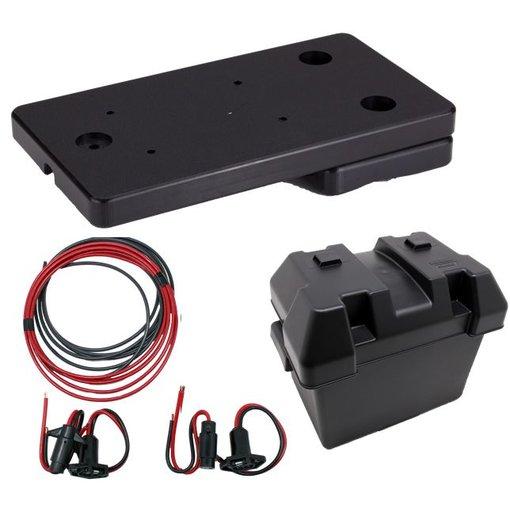 NuCanoe Pursuit Bow Mount Motor Plug And Play Kit