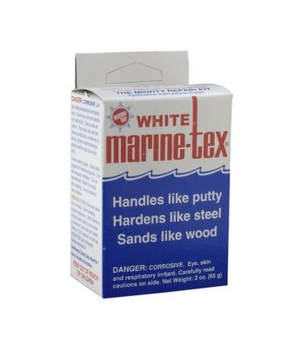 Marine-Tex Epoxy Putty White (2oz)