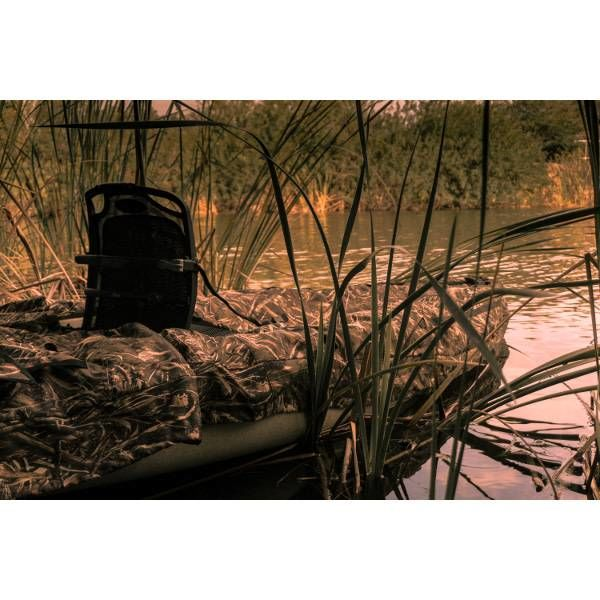 Ambush Camo Kayak Cover & Hunting Blind
