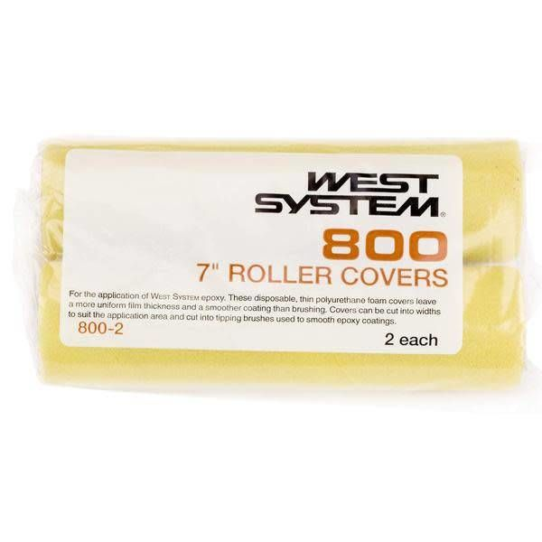 Yellow Roller (Pack Of 2)