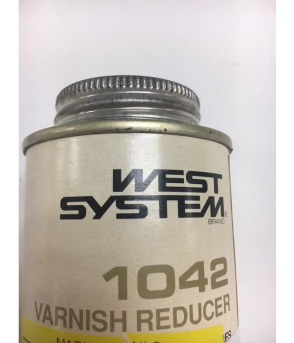 West Systems (Discontinued) Varnish Reducer (1 Quart)