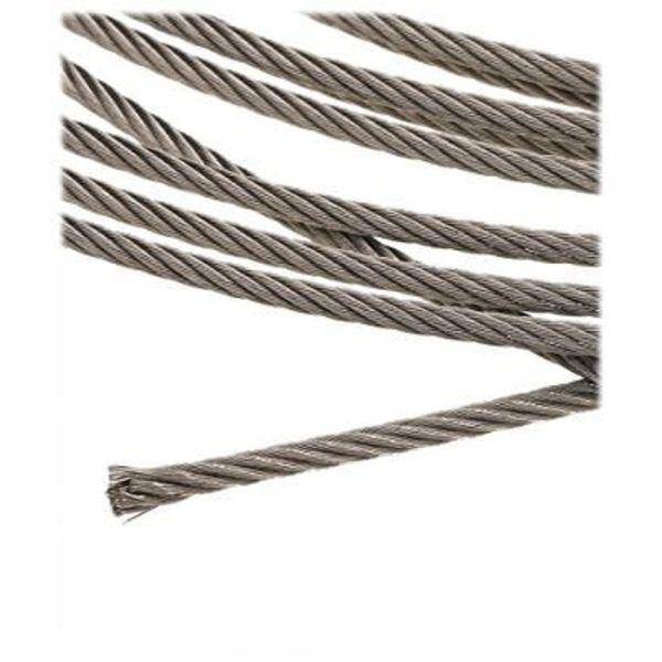 "Wire Flex 1/16"" 7x19 (By Foot)"