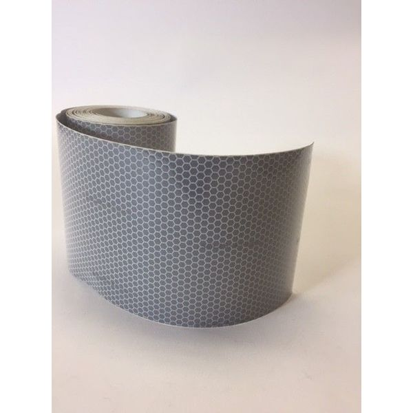 "Reflective Tape 4"" - Per Foot"