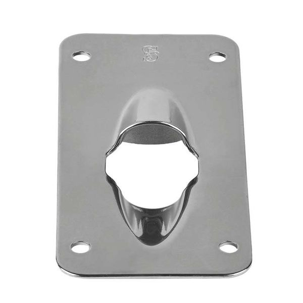 """Exit Plate Flat 3/4"""""""