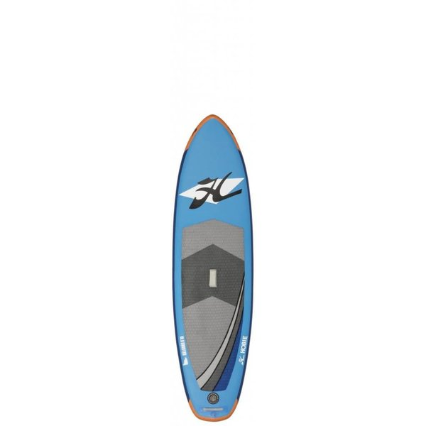 Inflatable SUP Coaster 10' Teal