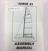 Hobie (Discontinued) Assembly Manual H-21Sc