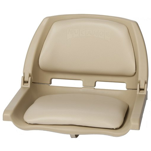 NuCanoe (Discontinued) Nu Swivel Seat Tan/Tan