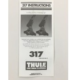 Thule (Discontinued) Rack Toyota Load Carrier