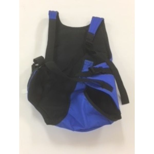 (Discontinued) Harness Standard Full Blue Large