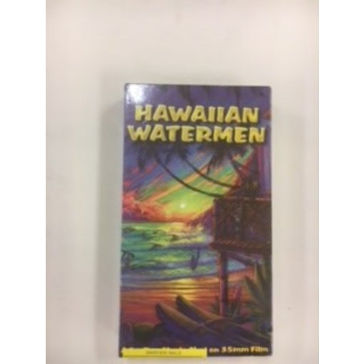 (Discontinued) VHS ''Hawaiian Watermen""