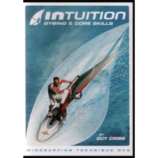 Dvd Intuition With Guy Cribb