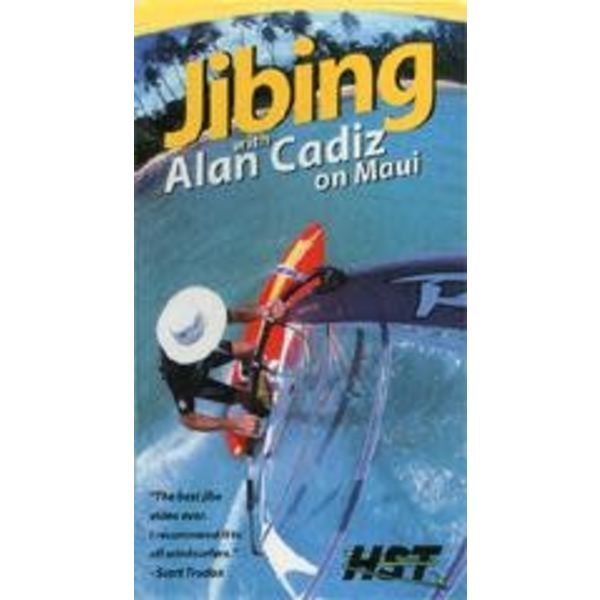 Dvd Jibing With Alan Cadiz
