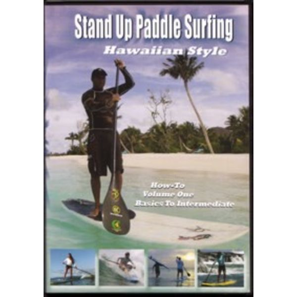 Dvd Stand Up Paddle Surfing 1