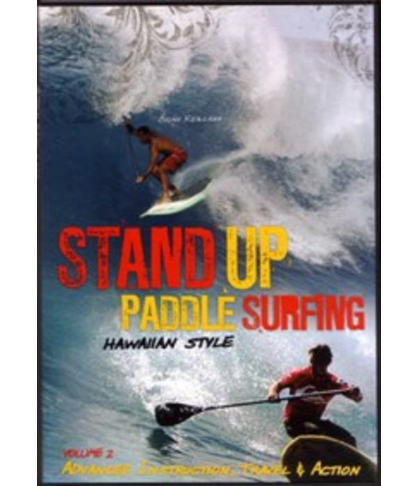 DVD Stand Up Paddle Surfing 2