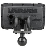"RAM Mounts Lowrance Hook2 Series Ram C Size 1.5"" Ball"