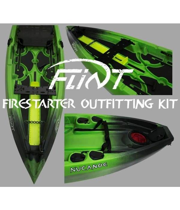 NuCanoe Flint FireStarter Outfitting Kit