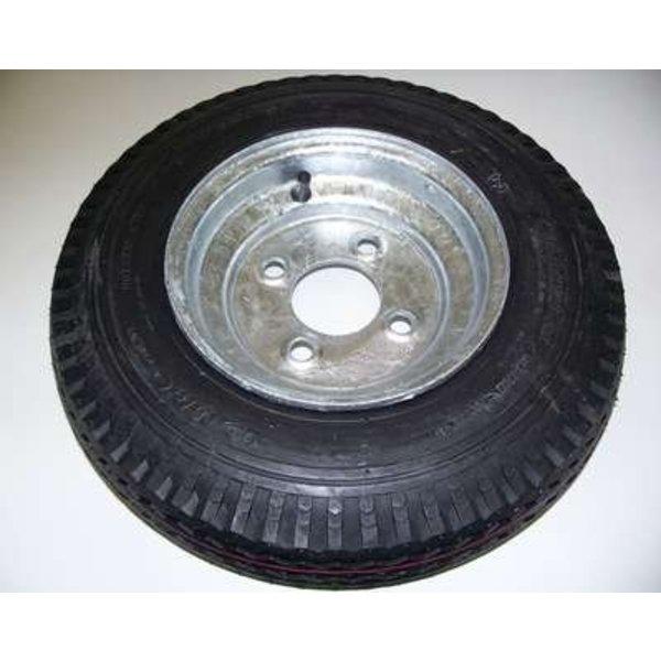 """8"""" Galvanized Spare Tire Trailex"""