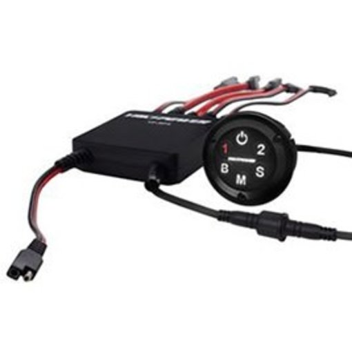 YakPower 5 Station Switching System Included Controller & Relay Module