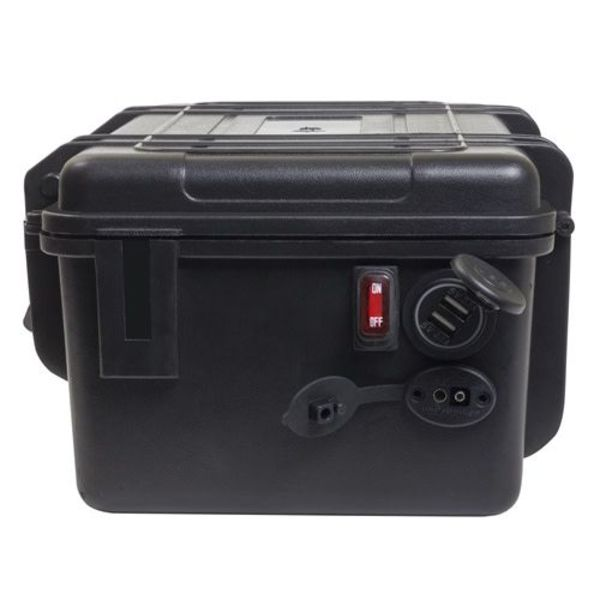 Power Pack Battery Box With Integrated USB Charging
