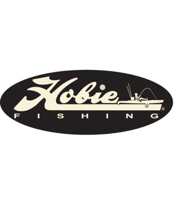 "Hobie Decal ""Hobie Kayak Fishing"""