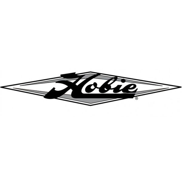 Decal Hobie Diamond Silver 36""