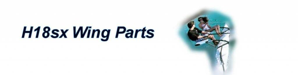 Hobie 18SX Wing Parts