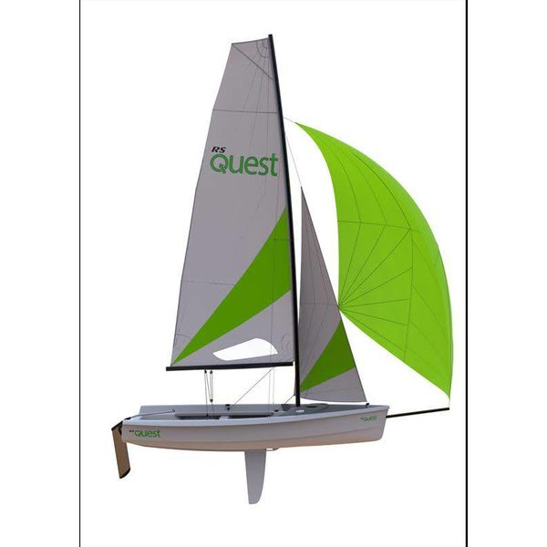 Quest Sailboat