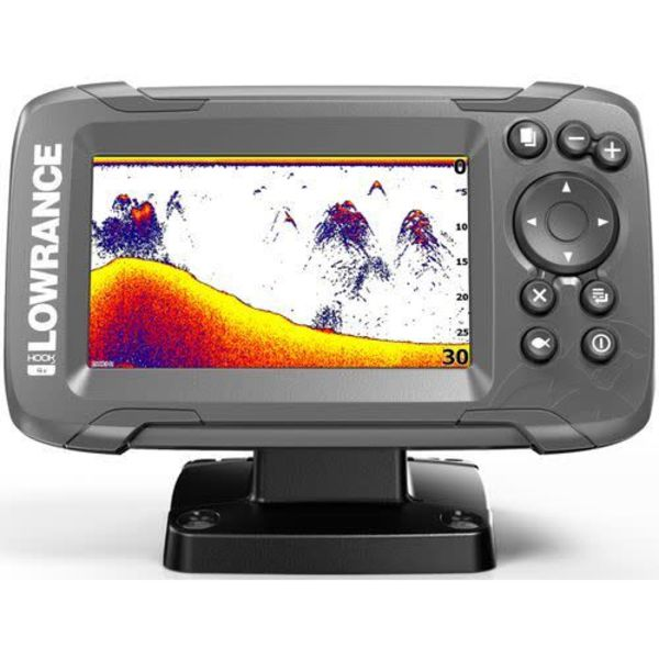 Fishfinder Hook2 4X GPS