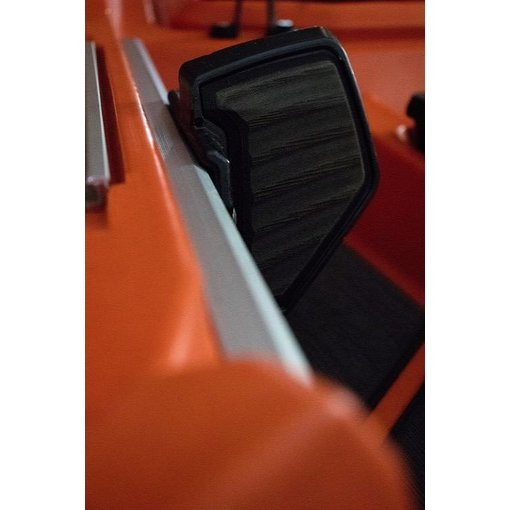 Bonafide Dual Action Foot Braces™ With Gray/Black Traction Pads