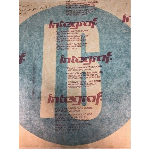 Hobie (Discontinued) Decal H16 Hull