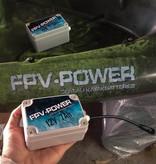 FPV-Power 7Ah Waterproof IP67 Rated Lithium Kayak Battery & Charger