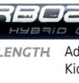 Starboard 2017 Enduro 2 Tiki Tech 2-Piece Hybrid Carbon Paddle