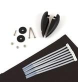 Hobie Rudder Ready Kit With Hardware