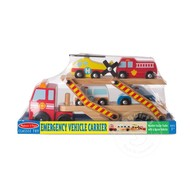 Melissa & Doug Melissa & Doug Emergency Vehicle Carrier