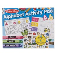 Melissa & Doug Melissa & Doug Alphabet Activity Pad