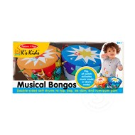 Melissa & Doug Melissa & Doug K's Kids Musical Bongos