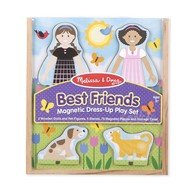 Melissa & Doug Melissa & Doug Best Friends Magnetic Dress-Up Play Set