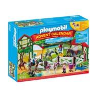 Playmobil Playmobil Advent Calendar Horse Farm _