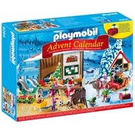 Playmobil Playmobil Advent Calendar Workshop of Christmas Imps