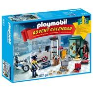 Playmobil Playmobil Advent Calendar Jewel Thief Police Operation