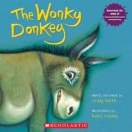 Scholastic The Wonky Donkey
