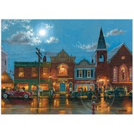 Cobble Hill Puzzles Cobble Hill Evening Service Puzzle 1000pcs