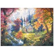 Cobble Hill Puzzles Cobble Hill Chapel of Hope Puzzle 500pcs