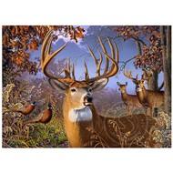 Cobble Hill Puzzles Cobble Hill Deer and Pheasant Puzzle 500pcs