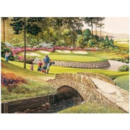 Cobble Hill Puzzles Cobble Hill Golf Course Easy Handling Puzzle 275pcs