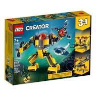 LEGO® LEGO® Creator Underwater Robot