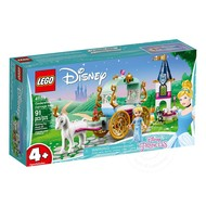 LEGO® LEGO® 4+ Disney™ Cinderella's Carriage Ride