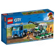 LEGO® LEGO® City Harvester Transport