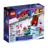 LEGO® LEGO® The Lego Movie Unikitty's Sweetest Friends EVER!