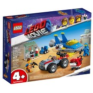 LEGO® LEGO® The Lego Movie Emmet and Benny's 'Build and Fix' Workshop!